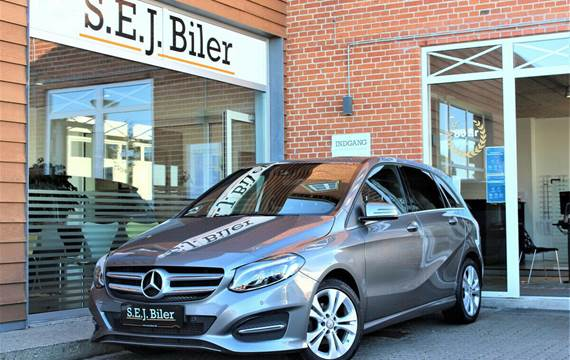 Mercedes B180 d 1,5 Business aut. Van