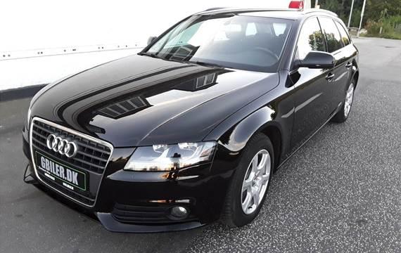 Audi A4 2,0 TFSi 180 Avant Multitr.