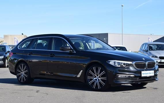 BMW 520d 2,0 Touring Business aut.