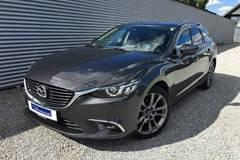 Mazda 6 2,2 Skyactiv-D Optimum  Stc 6g Aut.