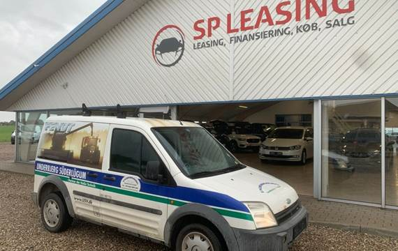 Ford Transit Connect 1,8 TDCi 90 220S