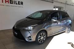 Toyota Yaris 1,0 VVT-I T2 Limited Premium  5d