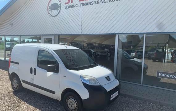 Peugeot Bipper 1,4 HDi 70 Van