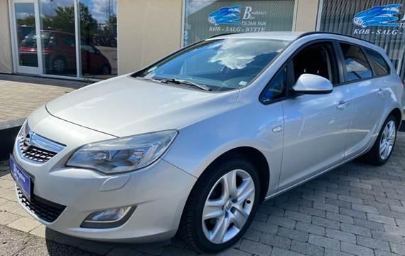 Opel Astra 1,7 CDTi 110 Sport ST