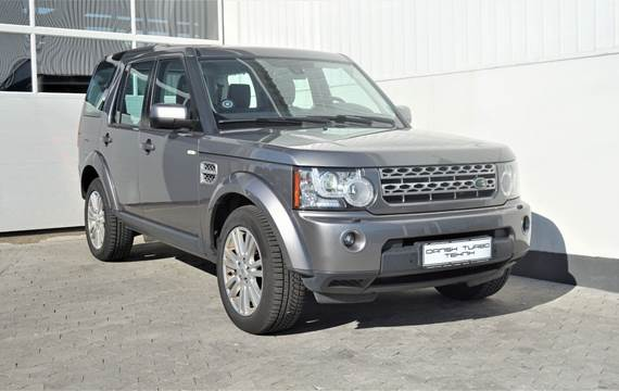 Land Rover Discovery 4 3,0 TDV6 HSE aut. Van