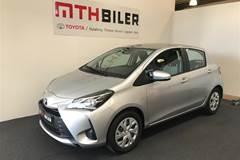 Toyota Yaris 1,0 VVT-I T2  5d