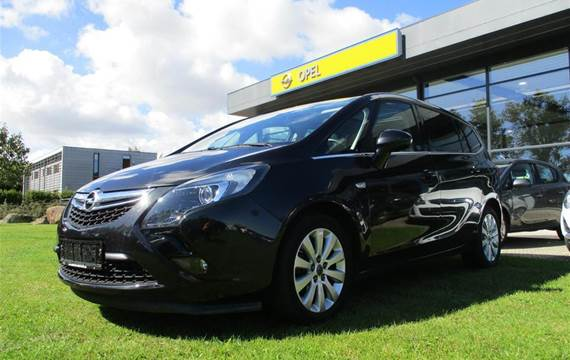 Opel Zafira 1,4 Tour  Turbo Innovation  6g Aut.