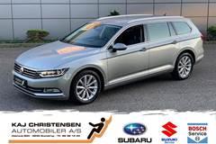VW Passat 2,0 Variant  TDI BMT Highline Plus DSG  Stc 6g Aut.