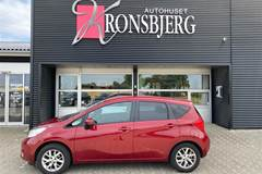 Nissan Note 1,2 Acenta Plus Tech Pack  5d