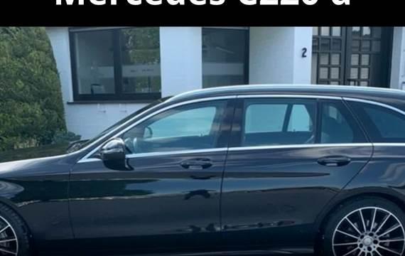 Mercedes C220 d 2,0 Mercedes Benz C220D Bluetec