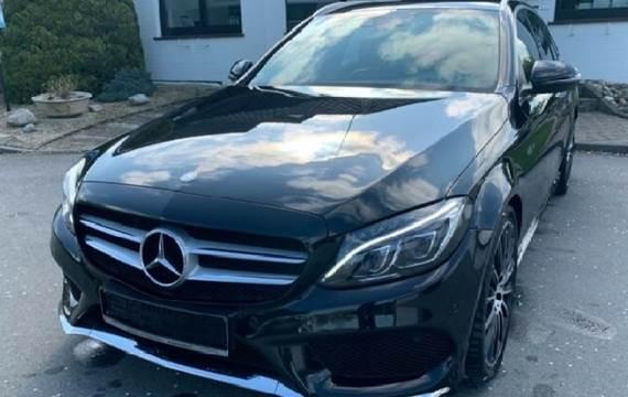 Mercedes C220 d 2,0 Mercedes Benz C220D T 7G