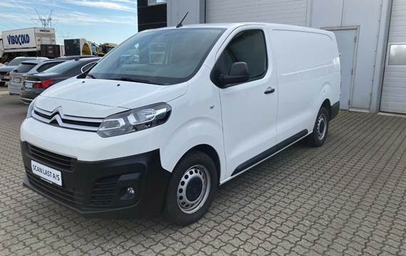 Citroën Jumpy 2,0 BlueHDi 120 L1N2