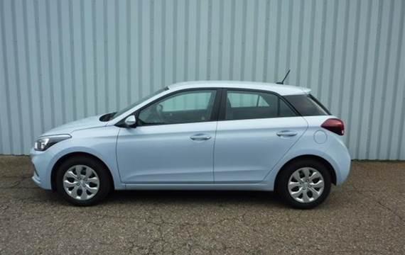 Hyundai i20 1,0 T-GDI Value  5d