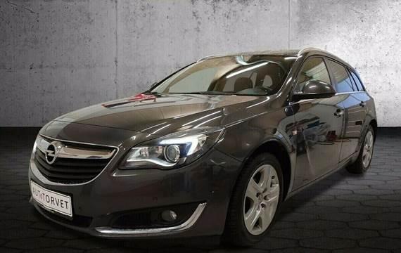 Opel Insignia 1,6 CDTi 136 Edition ST