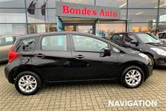 Nissan Note Acenta Plus Tech Pack 80HK 5d