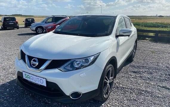 Nissan Qashqai 1,5 dCi 110 N-Connecta