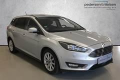 Ford Focus EcoBoost Titanium Fun 125HK Stc 6g