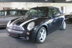 Mini One 1,6 Cabriolet