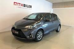 Toyota Yaris 1,5 VVT-I T2 Premium Smart  5d 6g