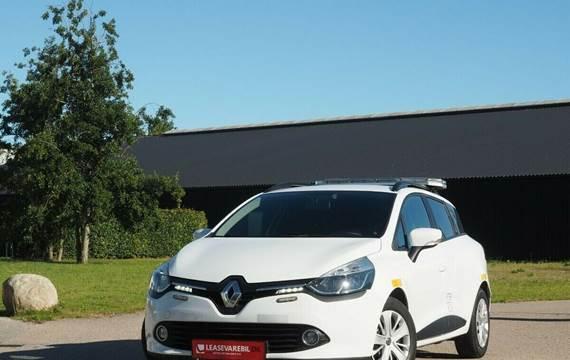 Renault Clio IV 1,5 dCi 75 Limited ST Van
