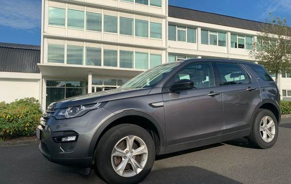 Land Rover Discovery Sport 2,0 TD4 180 S aut.