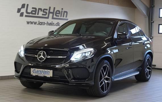 Mercedes GLE43 3,0 AMG Sport Coupé aut. 4-M