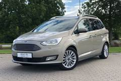 Ford Grand C-Max 2,0 Ford Grand C-MAX 2,0 TDCi Titanium Powershift 150HK 6g Aut.