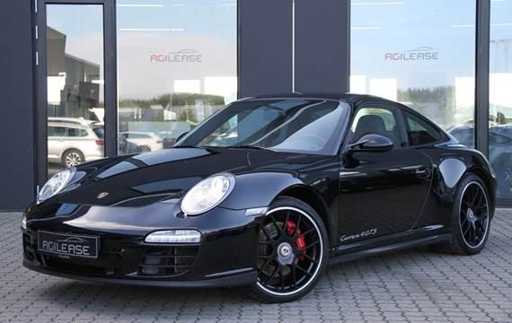 Porsche 911 Carrera 4 GTS 3,8 Coupé PDK