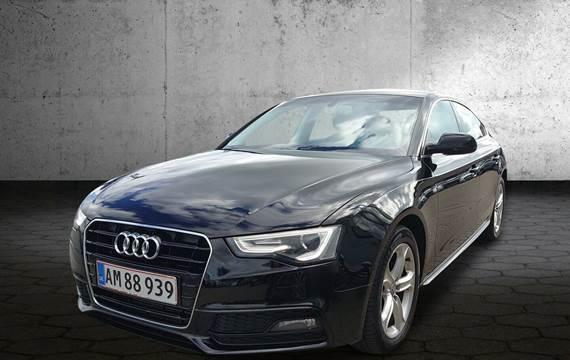 Audi A5 2,0 TDi 150 SB