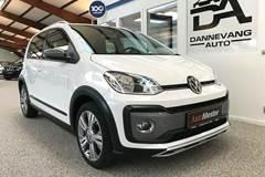VW Up! Cross 1,0 MPi 75