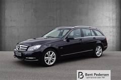 Mercedes C220 d 2,0 CDI BlueEfficiency  7g Aut.