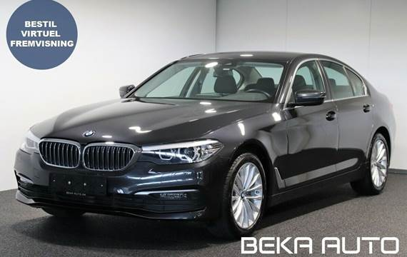 BMW 520d 2,0 Connected aut.