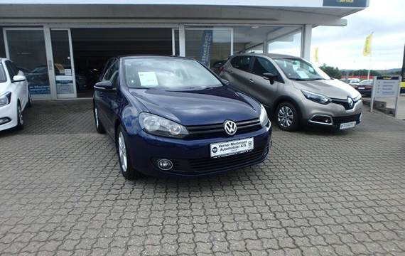 VW Golf VI 1,4 TSi 122 Match