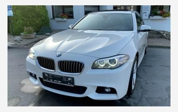 BMW 520d 2,0 Xdrive