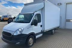 Iveco Daily 2,3 35S13 Alukasse m/lift