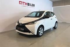 Toyota Aygo 1,0 VVT-I X  5d