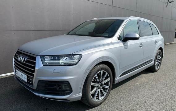 Audi Q7 3,0 TDi 272 S-line quat. Tiptr. 7p