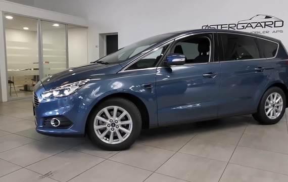 Ford S-MAX 2,0 EcoBlue Titanium aut. 7prs
