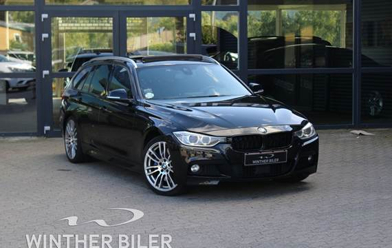 BMW 330d 3,0 Touring xDrive aut.