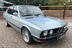 BMW 525i 2,5 aut.