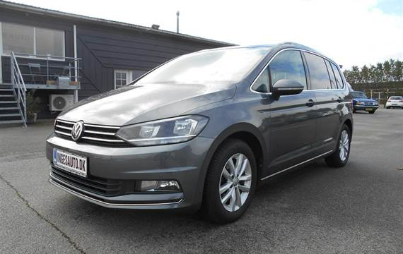 VW Touran TSI BMT Highline 150HK 6g