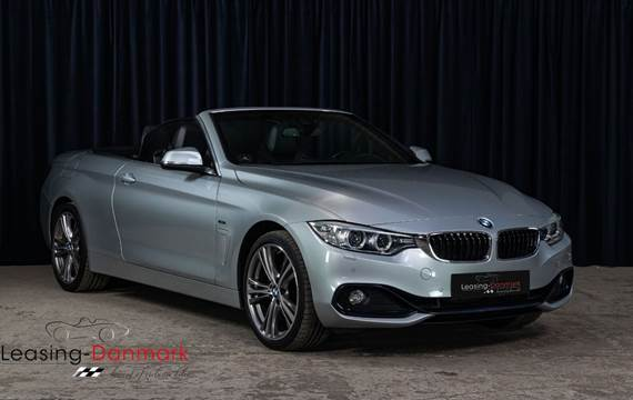 BMW 428i 2,0 Cabriolet xDrive aut.