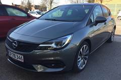 Opel Astra Turbo Ultimate 145HK 5d 6g