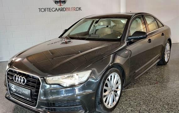 Audi A6 3,0 TFSi 300 quattro S-tr.