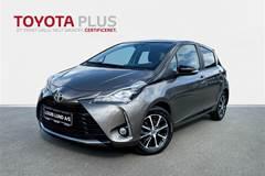 Toyota Yaris 1,5 VVT-I T3 Premiumpakke  5d 6g