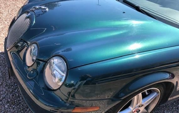 Jaguar S-Type 4,2 S/C R aut.