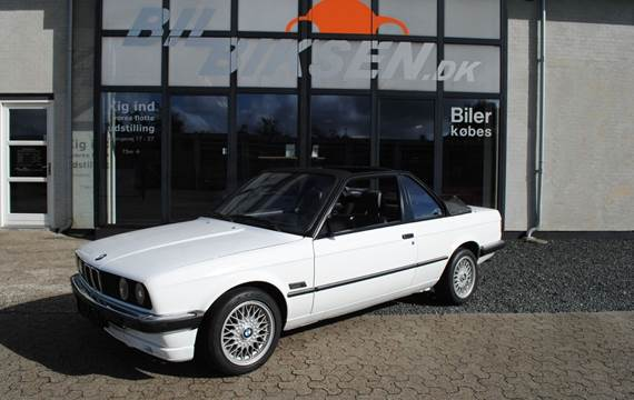 BMW 316i 1,8 Baur Cabriolet