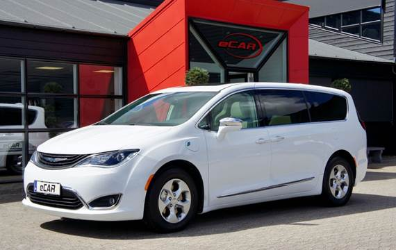 Chrysler Pacifica 3,6 Hybrid Limited aut. Van