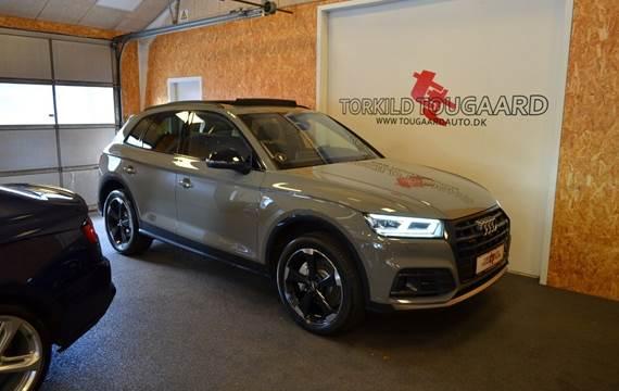 Audi Q5 2,0 TDi 190 Sport S-line quat S-tr