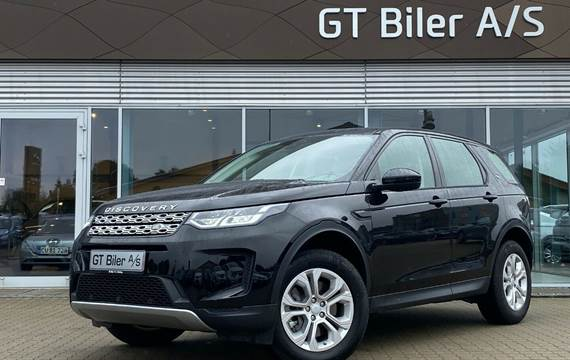 Land Rover Discovery Sport 2,0 D180 S aut.